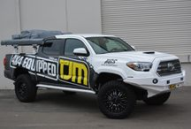 Toyota Tacoma 3rd gen 2016+ / Toyota Tacoma accessories by TJM USA.