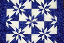 Csillagok patchwork