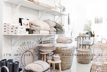 Shop Space Styling