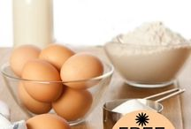Useful baking products