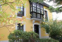 Fotos del exterior de Casa rural la boleta / Algunas de las fotos que muestran el exterior de Casa rural la Boleta, alojamiento de #TurismoRural en #Llanes, Asturias. Amplio jardín de esparcimiento, parking privado. Rodeada de Naturaleza