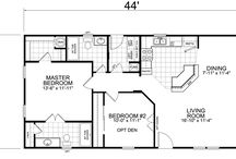Floor Plans Russo / by Deb Merrill