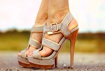 Shoes :D / by Brandi Erickson Woytek