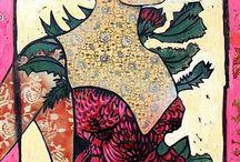 Art & Illustration Love / by Jenica Smith