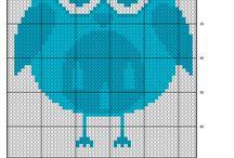 Cross stitch pattern FREE / free