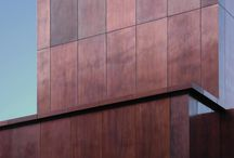 sheetmetal facade