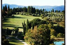 The Golf Course / Some shots of the Ugolino Golf Course