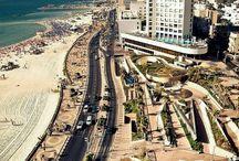 Tel Aviv visuals