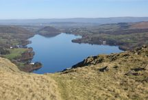 Hallin Fell Walk / Hallin Fell Circular Walk (approx 3 miles) with option to extend and walk to the summit for the most spectaculr views.