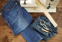 How to make bell bottoms