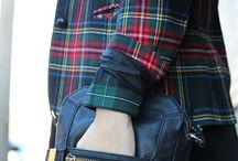 Plaid/Tartan Clothing / by Lace & Pearls