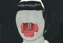 art n illustrations / by Marie Andertjon