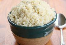 Rice / by Jenna Smidt