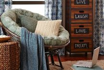 Back To School by Pier 1 / Want to make your cool new dorm or apartment a little cooler? Get inspired with exciting, colorful handcrafted accents and stylish furniture. Find what speaks to you. / by Pier 1 Imports