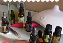Essential Oils / How to use essential oils for health and wellbeing