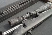 Custom Mark V Customs - 30-378, 30-338, 338 Lapua to 50-460 Caliber / Badass