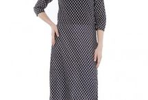 Black Color #Casua #Kurti In Affordable #Price... Only @ styloshopping.com