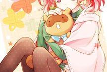 Anime girls :3