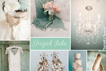Grayed Jade Wedding