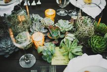R+R Details - Tablescapes / Take inspiration from past Race + Religious brides and look over the tablescapes of their dreams! From seated dinners to whimsical arrangements, these little details are not to be missed.
