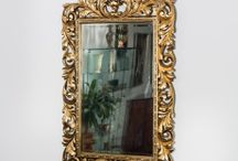 European Antique Mirrors/ Frames / exceptional antique Mirrors from different epochs - offered by Masterpiece Antiques