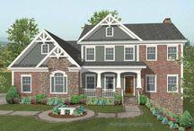 house plans / by Angela Jordan