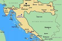 Kroatië / Kroatië een prachtig vakantieland. Ik hoop dat u ook enthousiast zult worden, na het lezen van mijn verhalen.