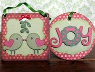 HOPE Joy LOVE& pink ribbon /  HOPE Joy LOVE& pink ribbon