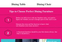 Furniture Infographics