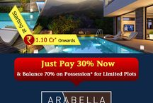 Tata Arabella Plots / Tata Arabella Plots - For those who want to maintain their own unique lifestyle and yet enjoy the community living of Arabella with world class amenities.