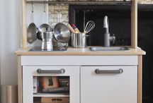 Kitchen Inspo / Beautiful and functional kitchens - #badassdesigns by Me & G and inspiration repinned from others!