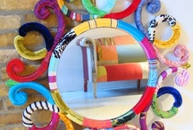 color brite things for the house / by Pam Hanik
