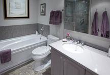 Bathroom Repainted