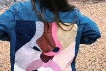 Denim jacket ideas | С чем носить джинсовую куртку?