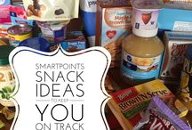 Weight Watchers snacks