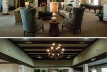 Golf Course Club House Interiors