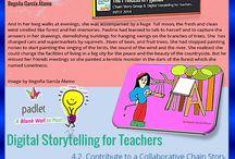 My digital storytelling e-portfolio