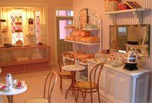 miniature bakery / by Carrie Fletcher