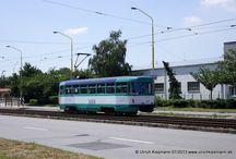 Dopravný podnik mesta Košice, a.s. >> (ČKD) Tatra T3SUCS / Sie sehen hier eine Auswahl meiner Fotos, mehr davon finden Sie auf meiner Internetseite www.europa-fotografiert.de.