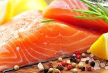 Pesce / Il pesce rappresenta uno degli alimenti cardini nella dieta del Dr. Mozzi. Attraverso il pesce, sia crudo, che cotto, è possibile migliorare molto il proprio stato di salute.