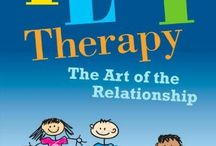 Clinical Play Therapy Books / by Pam Dyson