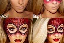 Fantasy make-up
