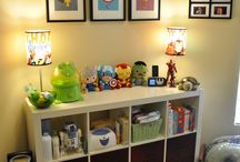 Boys Room / by Tricia Gadomski