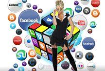 Community Manager / Tout sur les réseaux sociaux : Facebook, Twitter, Pinterest, Scoop.it Google plus et Instagram.