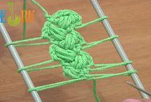 hačkovanie lace