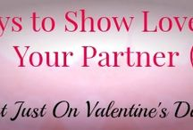 Tips for a healthy relationship / Blog posts, quotes, or anything that helps promote a healthy relationship