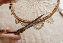 Вязание из хлопка крючком