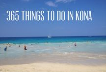 365 Things To Do in Kona / Visit my 365 Things to Do in Kona FB biz page for more beautiful photos from Kona, Hawaii  / by Julie Ziemelis