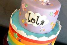 gâteau  (licorne)