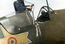 Rumanian aircraft of WW II